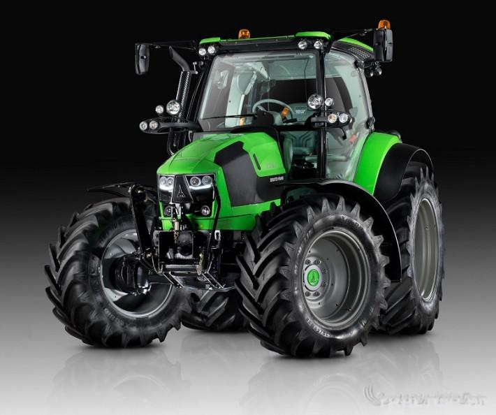 Трактори Deutz-Fahr 5100 1 - Трактор БГ