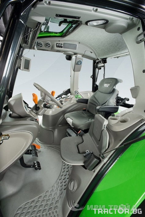 Трактори Deutz-Fahr 5100 7 - Трактор БГ
