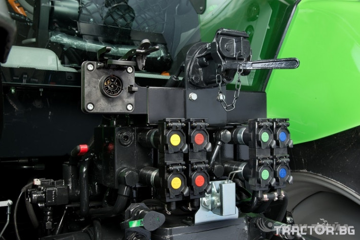 Трактори Deutz-Fahr 5100 16 - Трактор БГ