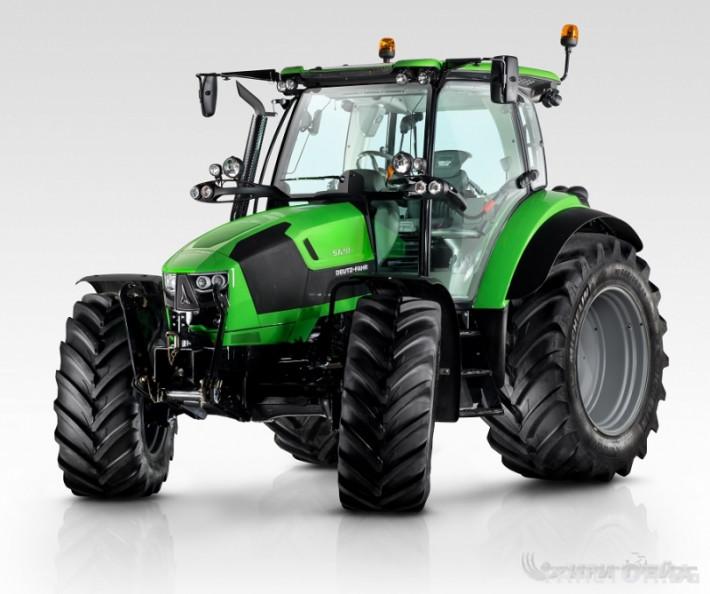 Трактори Deutz-Fahr 5120 3 - Трактор БГ