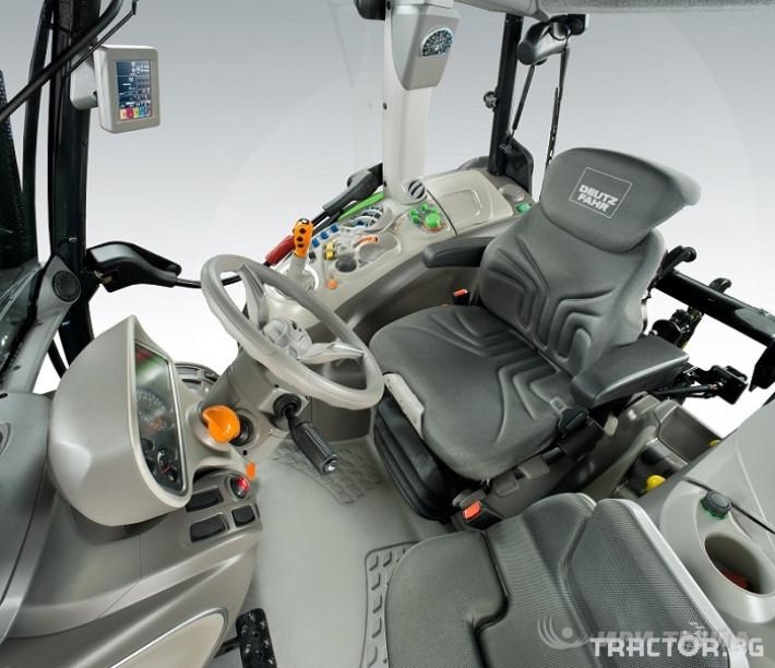 Трактори Deutz-Fahr 5120 11 - Трактор БГ