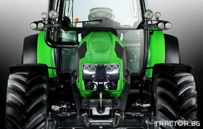 Трактори Deutz-Fahr 5120 1 - Трактор БГ