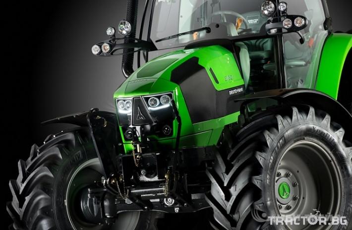 Трактори Deutz-Fahr 5120 22 - Трактор БГ