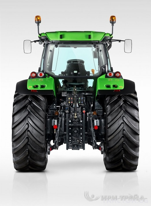 Трактори Deutz-Fahr 5120 5 - Трактор БГ
