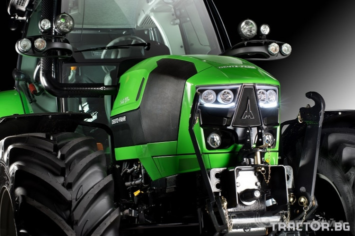 Трактори Deutz-Fahr 5120 4 - Трактор БГ
