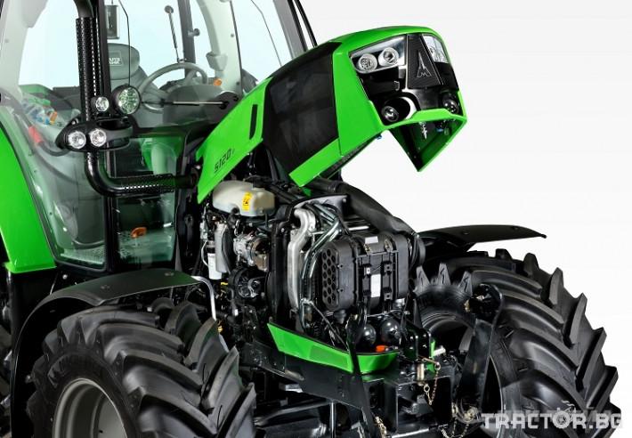 Трактори Deutz-Fahr 5120 6 - Трактор БГ
