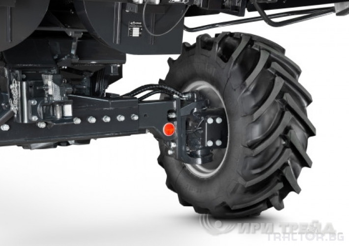 Комбайни Deutz-Fahr C_9206 TS 8 - Трактор БГ