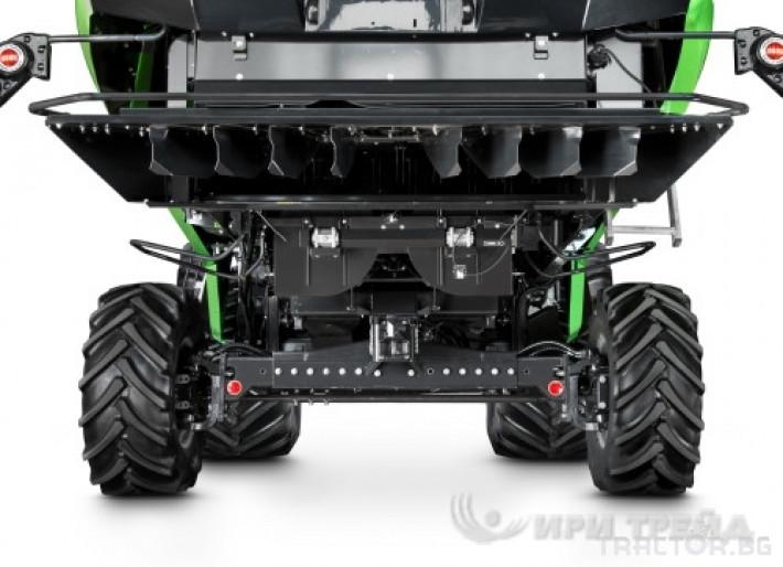 Комбайни Deutz-Fahr C_9206 TS 9 - Трактор БГ