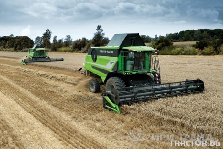 Комбайни Deutz-Fahr C_9206 TS 0 - Трактор БГ