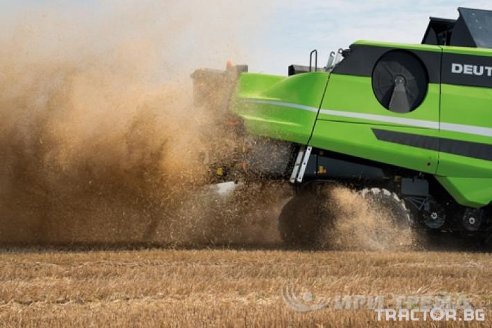 Комбайни Deutz-Fahr C_9206 TS 7 - Трактор БГ
