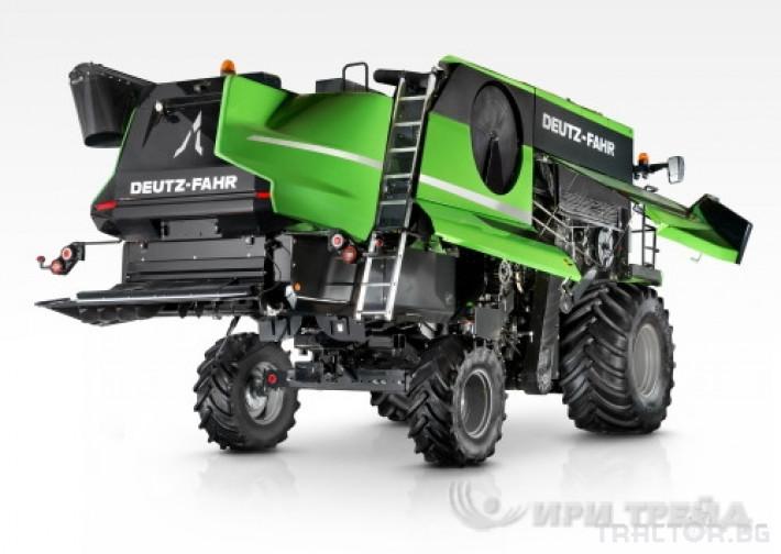 Комбайни Deutz-Fahr C_9206 TS 14 - Трактор БГ