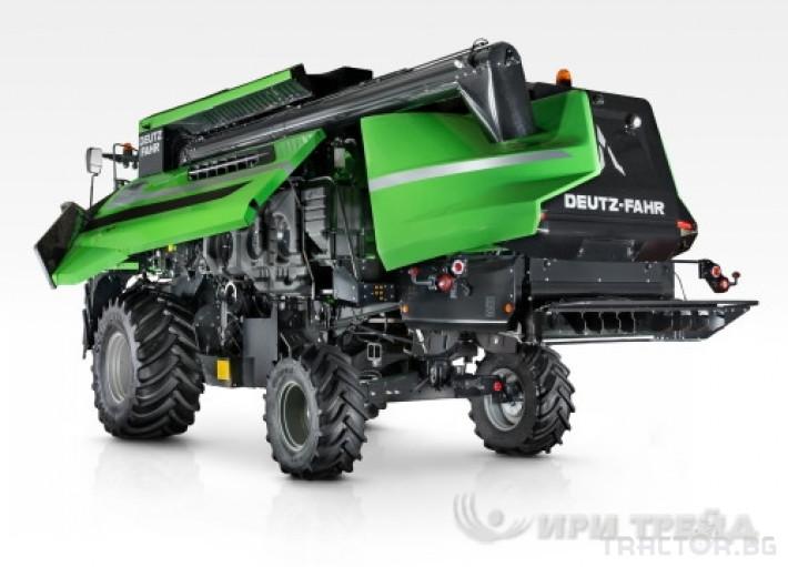 Комбайни Deutz-Fahr C_9206 TS 15 - Трактор БГ