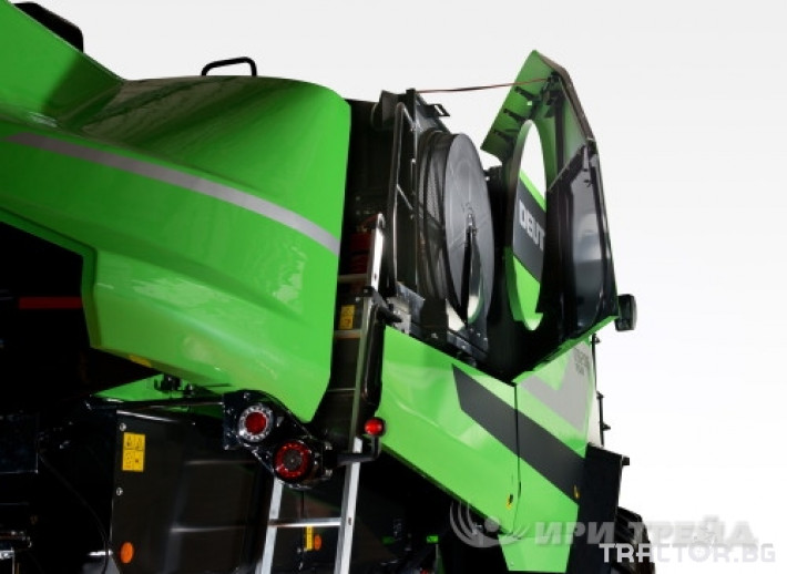 Комбайни Deutz-Fahr C_9206 TS 18 - Трактор БГ