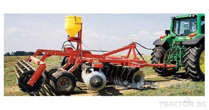 Брани SMS DB 250 N/P 0 - Трактор БГ