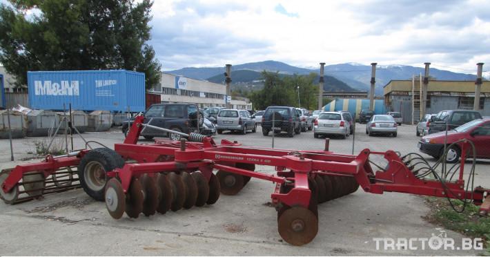 Брани Kongskilde Terra X400 0 - Трактор БГ