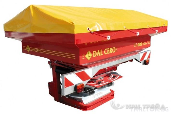 Торачки DAL CERO GR 2, MEDIUM 900 0 - Трактор БГ