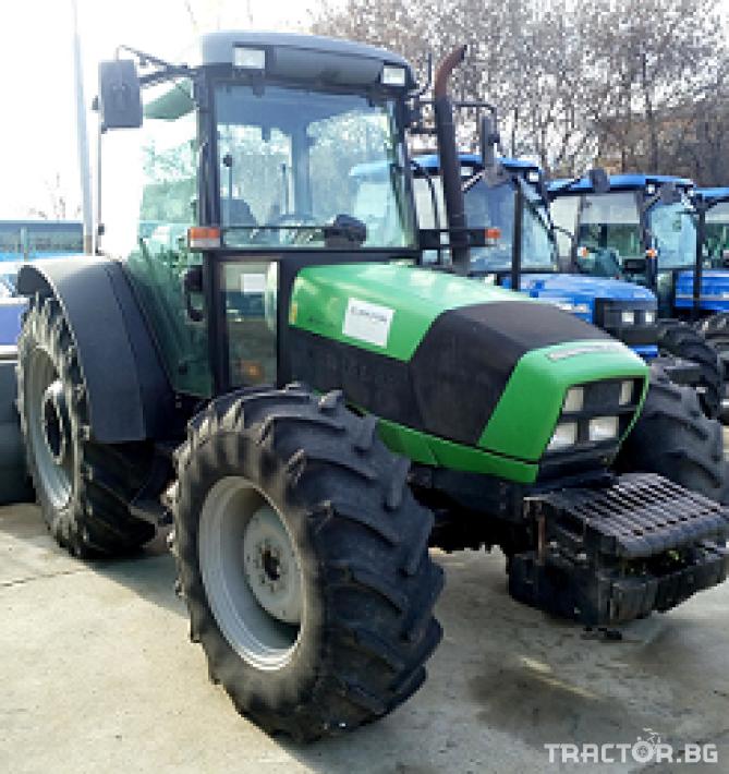 Трактори Deutz-Fahr AGROFARM 420 2 - Трактор БГ