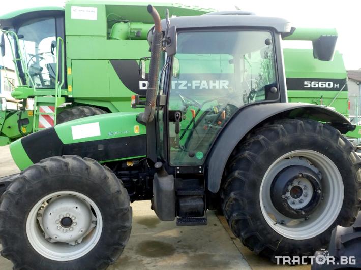 Трактори Deutz-Fahr AGROFARM 420 1 - Трактор БГ