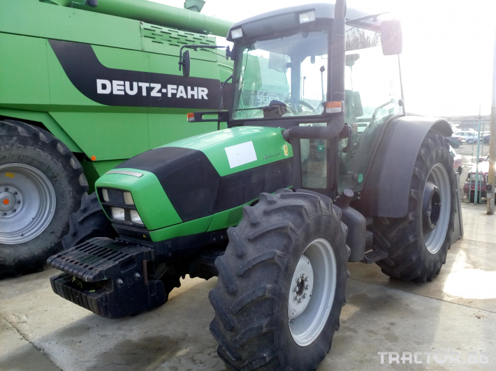 Трактори Deutz-Fahr AGROFARM 420 0 - Трактор БГ
