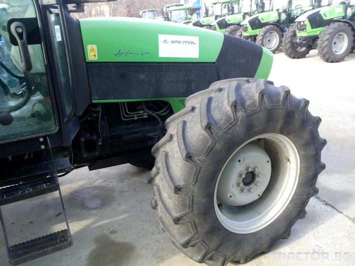 Трактори Deutz-Fahr AGROFARM 420 3 - Трактор БГ