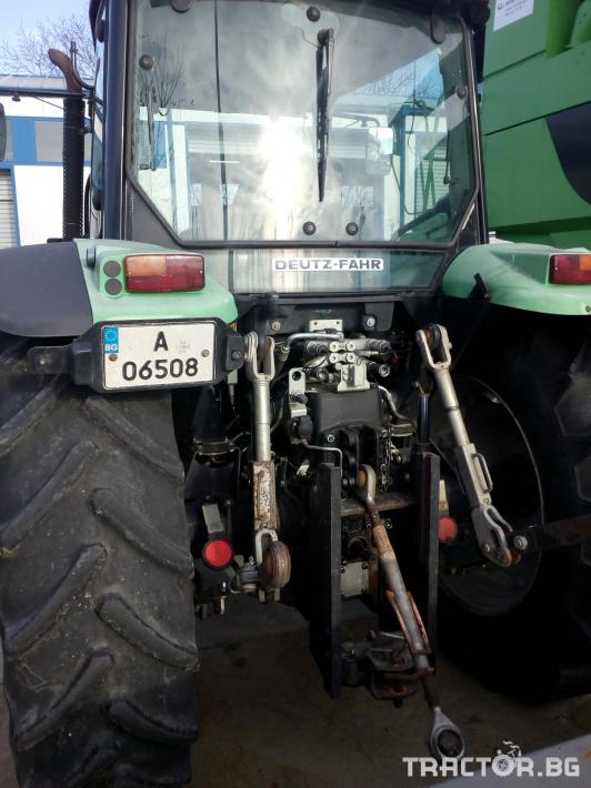 Трактори Deutz-Fahr AGROFARM 420 4 - Трактор БГ