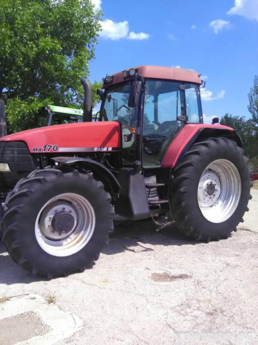 Трактори CASE IH MAXXUM 170 0 - Трактор БГ