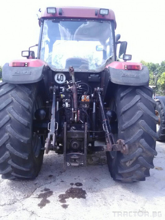 Трактори CASE IH MAXXUM 170 2 - Трактор БГ