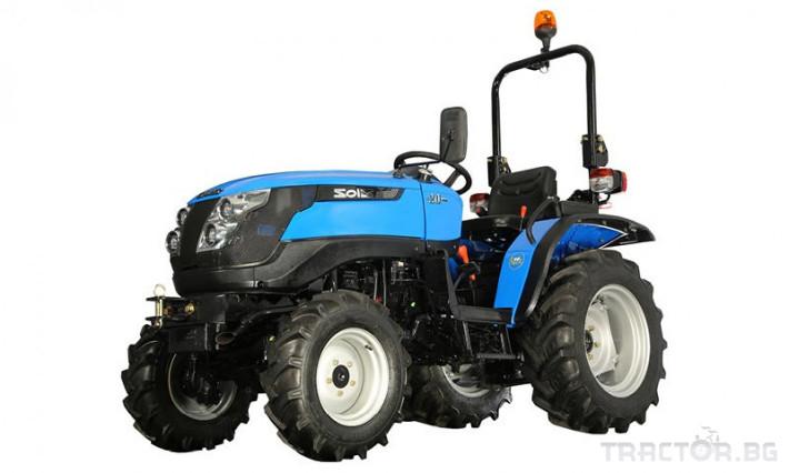 Трактори SOLIS 20 1 - Трактор БГ