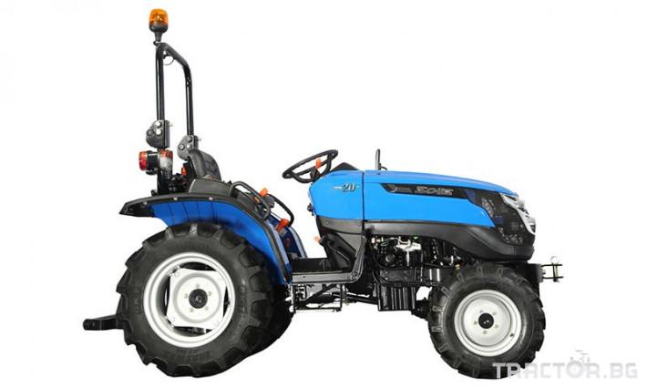 Трактори SOLIS 20 2 - Трактор БГ
