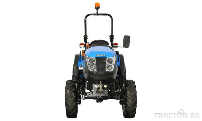 Трактори SOLIS 20 3 - Трактор БГ