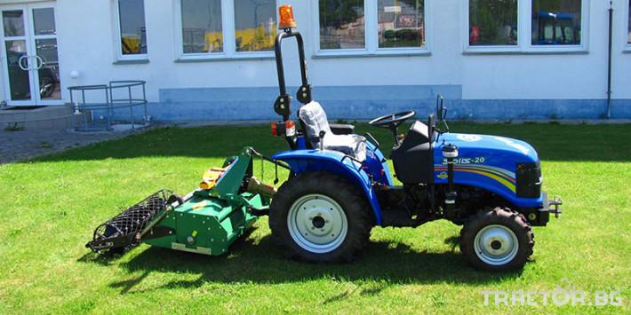 Трактори SOLIS 20 0 - Трактор БГ