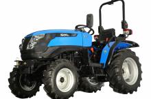 трактор друг SOLIS 26
