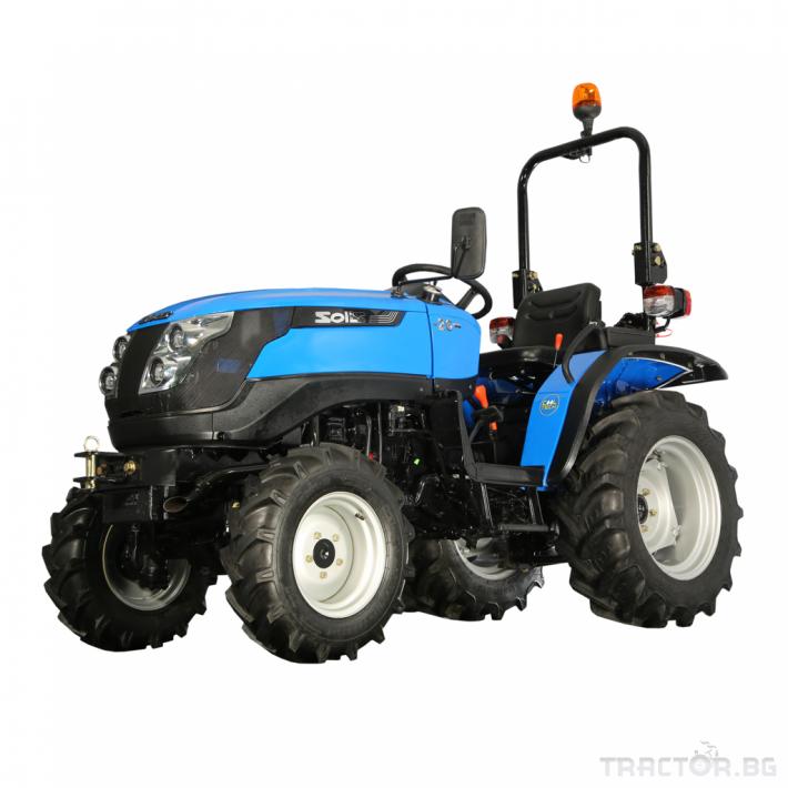Трактори SOLIS 26 1 - Трактор БГ
