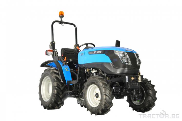 Трактори SOLIS 26 0 - Трактор БГ