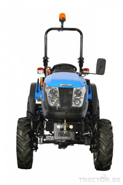 Трактори SOLIS 26 2 - Трактор БГ