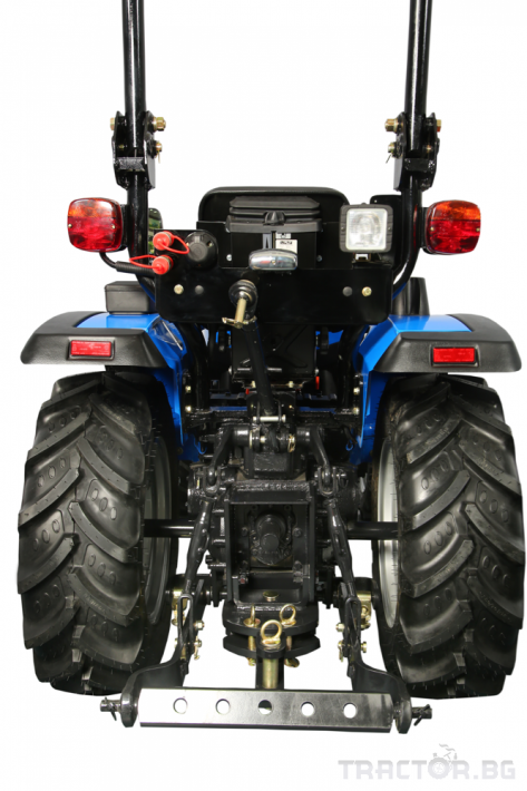 Трактори SOLIS 26 4 - Трактор БГ