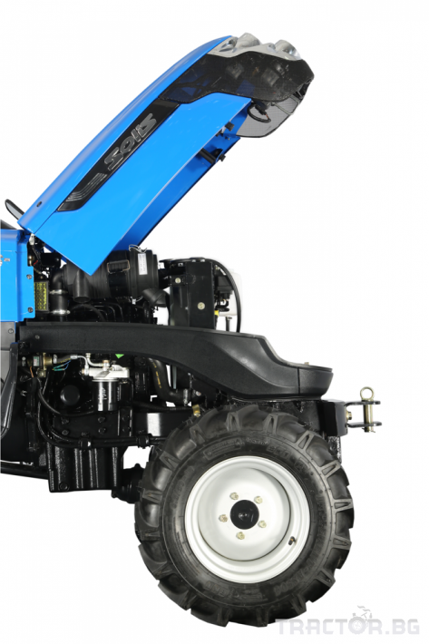 Трактори SOLIS 26 5 - Трактор БГ