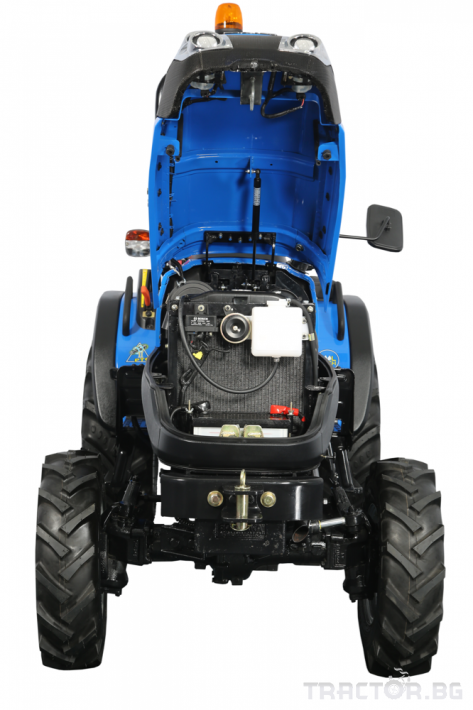Трактори SOLIS 26 7 - Трактор БГ