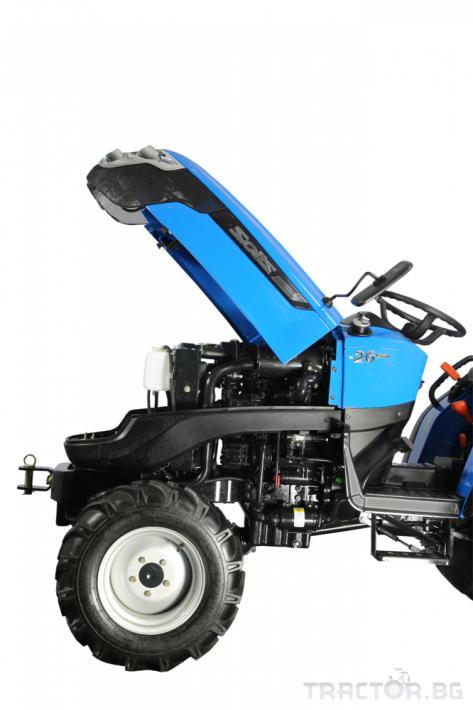 Трактори SOLIS 26 8 - Трактор БГ