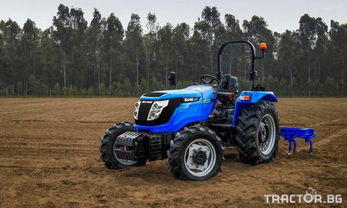 Трактори SOLIS 50 1 - Трактор БГ