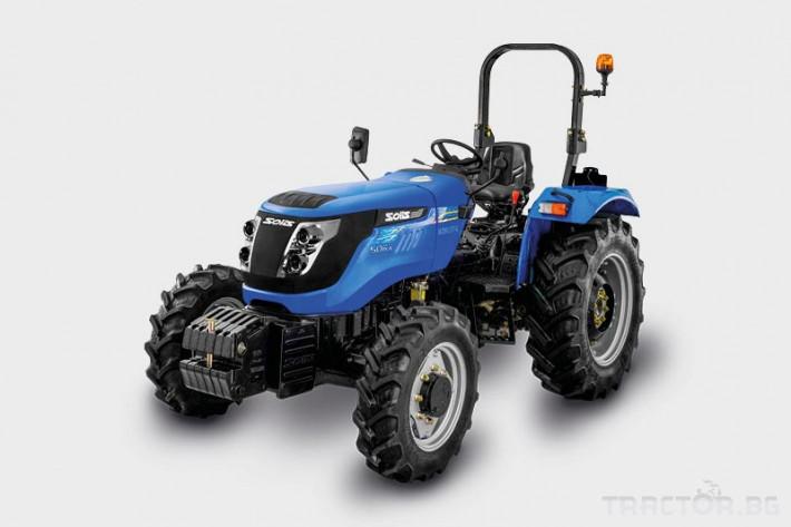 Трактори SOLIS 50 0 - Трактор БГ
