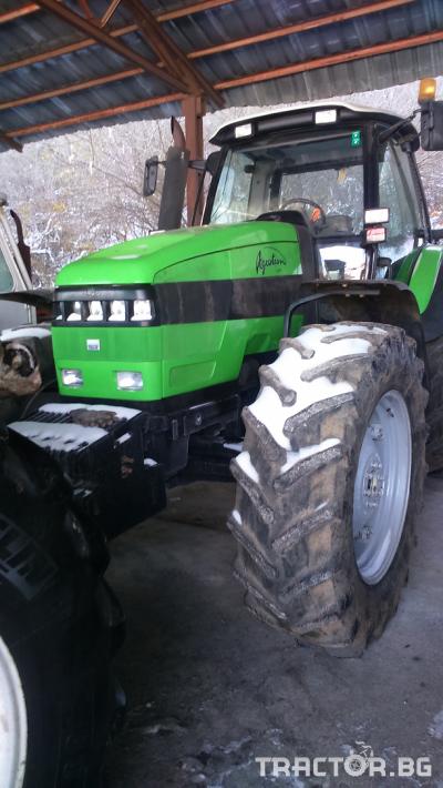 Трактори Deutz-Fahr Agrotron L720 1 - Трактор БГ