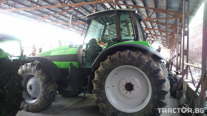 Трактори Deutz-Fahr Agrotron L720 0 - Трактор БГ