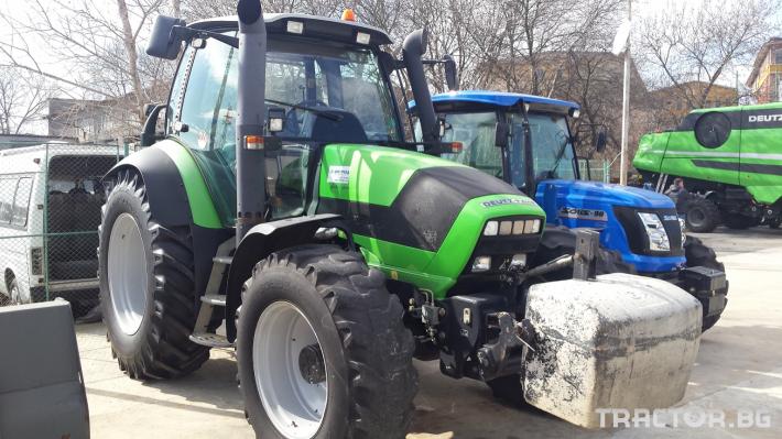 Трактори Deutz-Fahr AGROTRON M 620 0