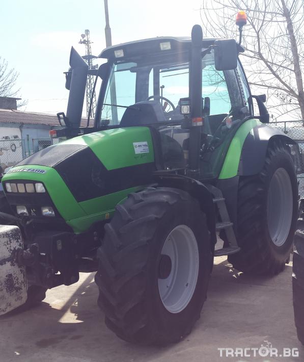 Трактори Deutz-Fahr AGROTRON M 620 1