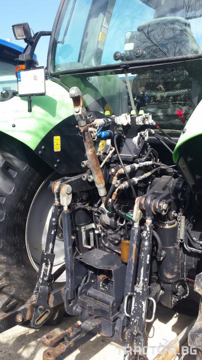 Трактори Deutz-Fahr AGROTRON M 620 4