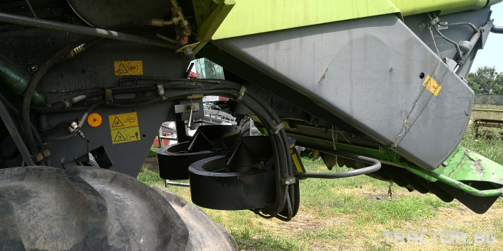 Комбайни Claas LEXION 560 3 - Трактор БГ