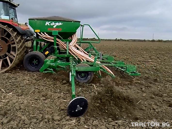 Сеялки SFOGGIA KSP4000 1 - Трактор БГ