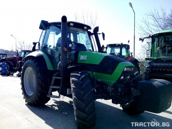 Трактори Deutz-Fahr AGROTRON M 620 0 - Трактор БГ
