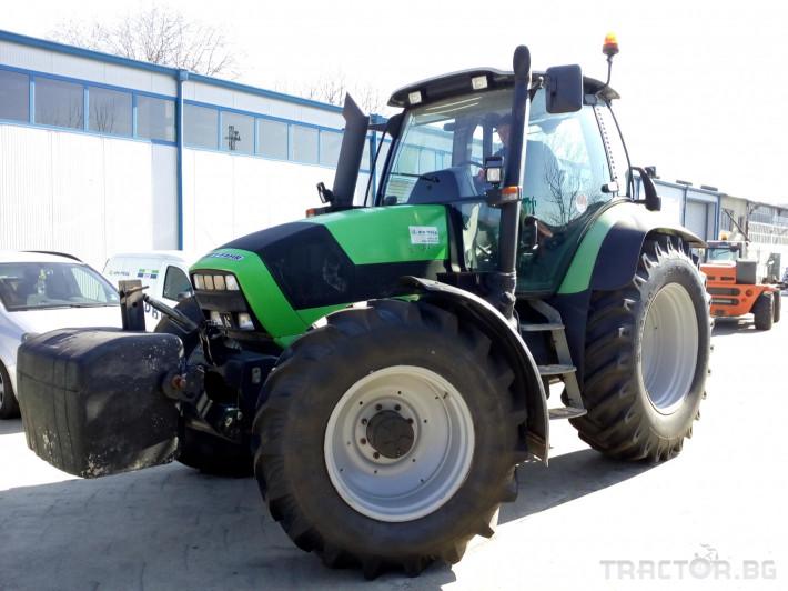 Трактори Deutz-Fahr AGROTRON M 620 1 - Трактор БГ